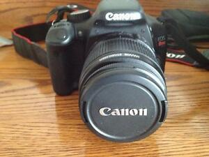 Canon Rebel T2i camera