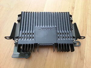 Acura RSX Type S factory Bose amplifier
