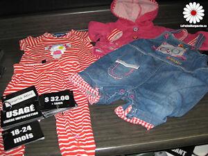 Boutique de vêtements en ligne pour enfants (friperie) Saint-Hyacinthe Québec image 6