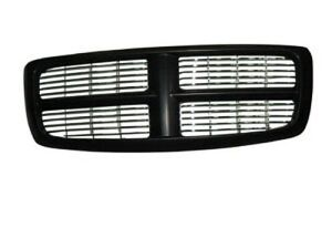 NEW BLACK AND CHROME BILLET STYLE DODGE RAM GRILLE London Ontario image 1