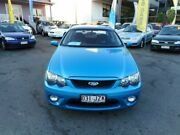 2007 Ford Falcon BF MkII 07 Upgrade XR6 Blue 6 Speed Auto Seq Sportshift Sedan Greenslopes Brisbane South West Preview