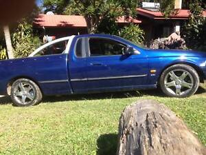 1999 Ford Falcon Ute Mullumbimby Byron Area Preview