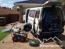 High Pressure Cleaning Services in Kearns Kearns Campbelltown Area Preview