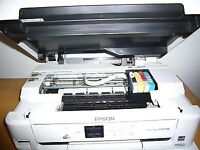 Epsom Stylus SX438W Printer