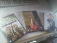 Deliverance, Don't Look Now and Kes 3 DVDs £2 each or all 3 for a fiver (Sherwood)