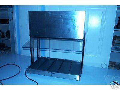 Food Warmer Merch. 120 V Hatco Glow Ray Heated Base 900 Items On Ebay