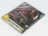 Sega saturn house of the dead japanese game sealed