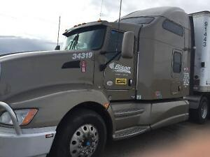 2013 studio sleeper kenworth