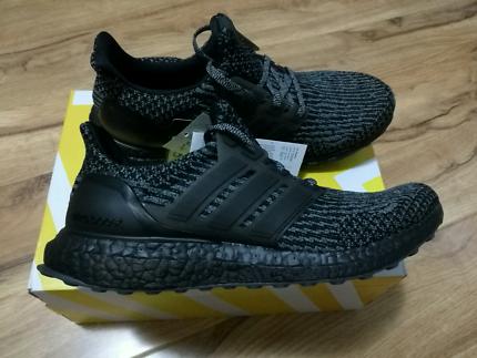 Adidas Ultra Boost 3.0 Triple Black UK7 US7.5 2e1775ec5493