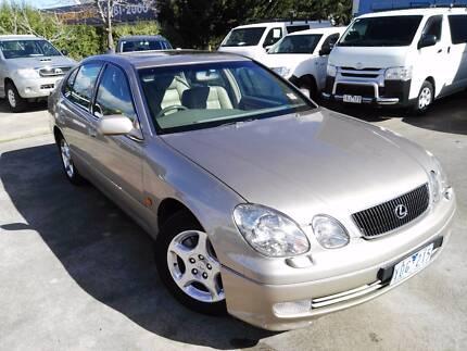 1998 Lexus GS300 Sedan