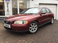 2005 05 Volvo S60 2.4 D5 S~1 YEAR MOT WITH SALE~HIST INC T-BELT~NOW REDUCED!!!