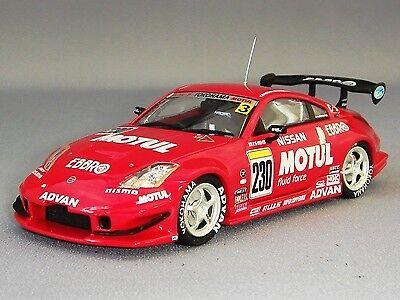 Ebbro 1/43 Nissan Motul Advan Z Suzuka 1000km 2004 230