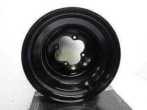 New STI Sport Alloy Wheel, 10X8, 4/115 Bolt Pattern, 10BC115