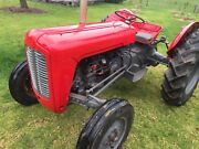 Massey Furguson 35 Echunga Mount Barker Area Preview