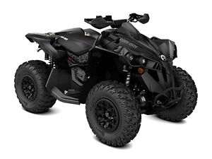 2017 Can-Am Renegade X xc 1000R Triple Black