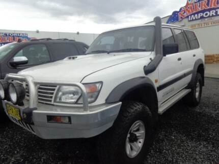 2001 Nissan Patrol Wagon Traralgon East Latrobe Valley Preview