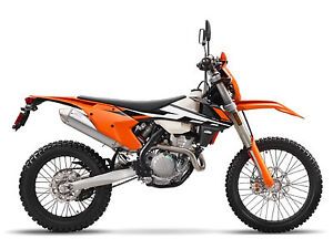 DIRT BIKE FOR SALE!! KTM 2017 EXC-F