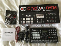 Elektron Rytm and extras