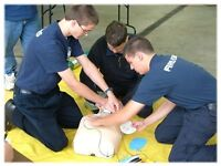 Standard First Aid/Level C CPR/AED