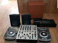 CHEAP DJ EQUIPMENT FOR QUICK SALE