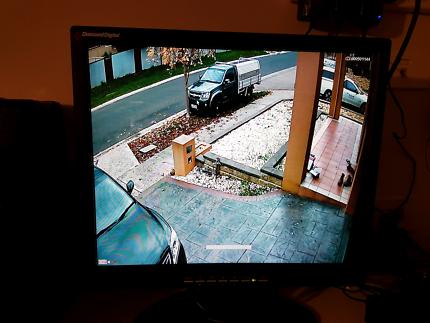 Full HD 2.0MP CCTV CAMERA INSTALLATION AND SUPPLY