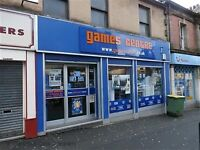 Airdrie Town Centre Retail Unit 7-9 Stirling Street