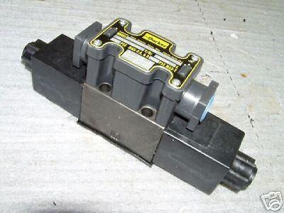 New Parker Electro Hydraulic Valve D1vw1cnjc