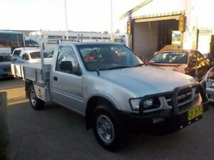 2001 Holden Rodeo TF R9 LX Space Cab White 5 Speed Manual Cab Chassis North St Marys Penrith Area Preview