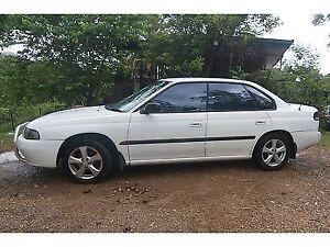 1996 Subaru Liberty Sedan - Make an offer Mullumbimby Byron Area Preview