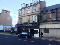 Traditional 1 Bedroom 1st floor Flat Smithhills St, Paisley Available Now