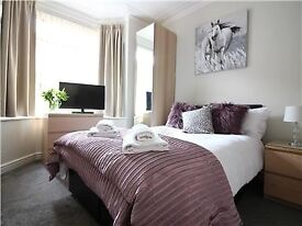 One Bedroom short stay apartments in Doncaster. Fully serviced.