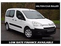 2010 CITROEN BERLINGO 1.6 HDI MULTISPACE***FINANCE AVAILABLE***IMMACULATE CONDITION
