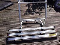 VW Type 25 Fiamma 3 bike rack