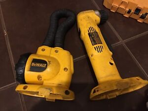 Dewalt light and drill Richmond Clarence Area Preview