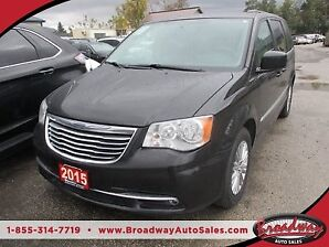2015 Chrysler Town and Country LOADED TOURING EDITION 7 PASSENGE