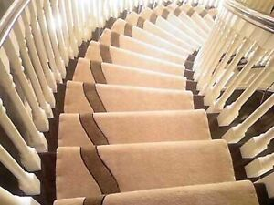 Carpet installation services. Sales, stairs & repairs. GTA