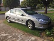 2006 Peugeot 407 Sedan Doubleview Stirling Area Preview