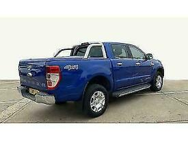 2017 FORD RANGER TDCI 160 LIMITED 4X4 DOUBLE CAB WITH MOUNTAIN TOP (15155) PICK