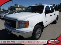 2011 GMC Sierra WELL EQUIPPED 'NEVADA MODEL' 6 PASSENGER 4X4.. C