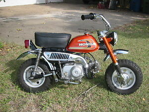 Wanted a Honda Z50 or CT70