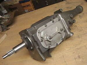 Top Loader or T 10 4 Speed for Small Block Ford