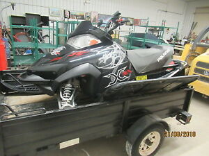 2006 Polaris Fusion 600 Dragon w TOD