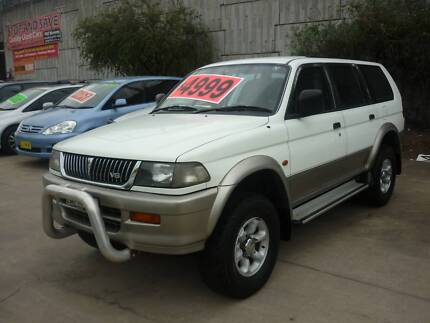 1998 Mitsubishi Challenger Wagon THIS WEEK SPECIAL