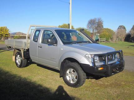 From only $119 p/week on finance* 2011 Nissan Navara RX King Cab
