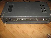Traynor PM-100 Amp head