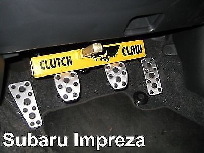 CLUTCH CLAW LAND ROVER SECURITY MOTORHOME VAN CAR 4X4 PEDAL BOX