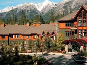 30 min to Banff- 7nights Aug 5-12 Grand Canadian Resort, Canmore