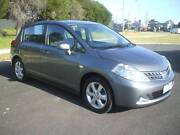 2012 Nissan Tiida ST Hatchback AUTO Sold with RWC & REG Seaford Frankston Area Preview
