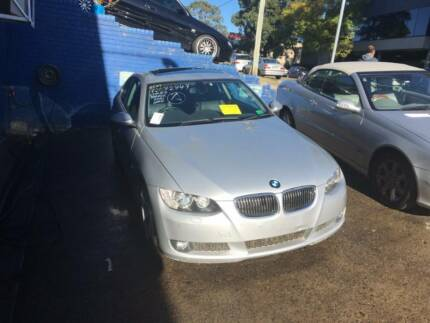 BMW 3-Series Sedan 335i COUPE AUTO 2005 NOW WRECKING ENTIRE CAR!! Northmead Parramatta Area Preview