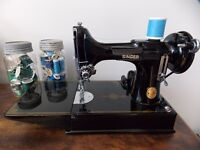 1949 Singer Featherweight 221-1 Sewing Machine For Sale